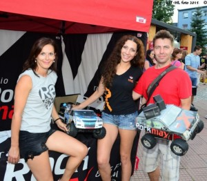 Jak to fičelo na Barum Rally 2015