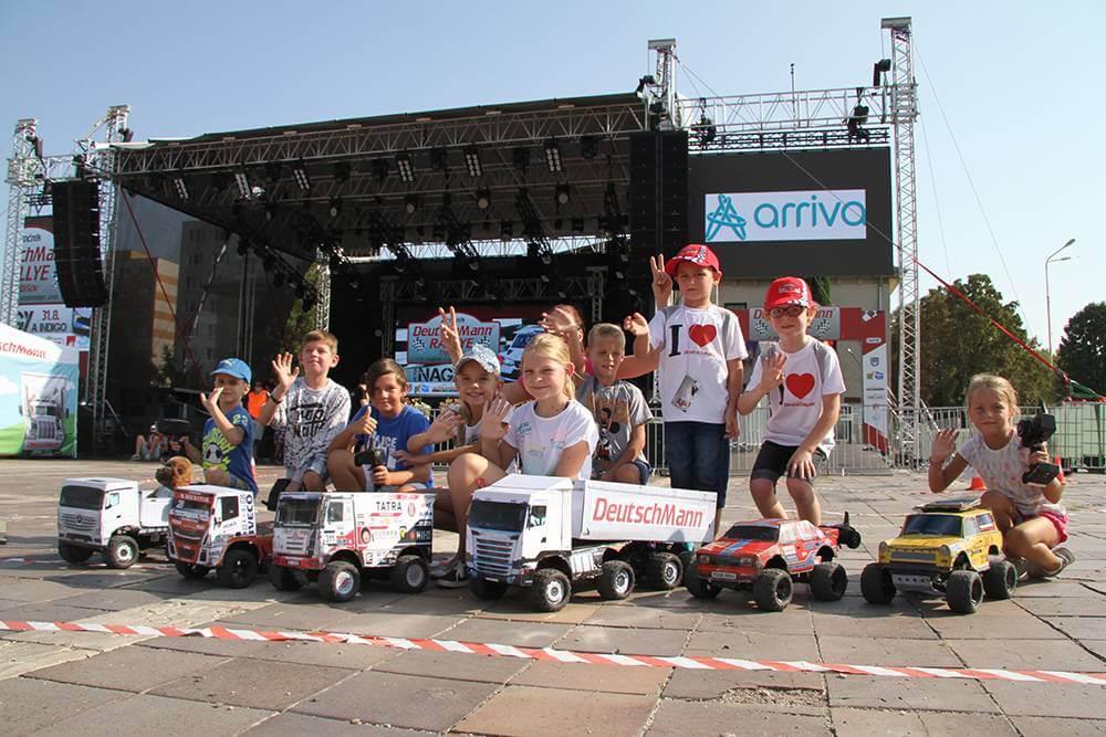 DeutschMann Internationale Spedition Rally v Trebišově